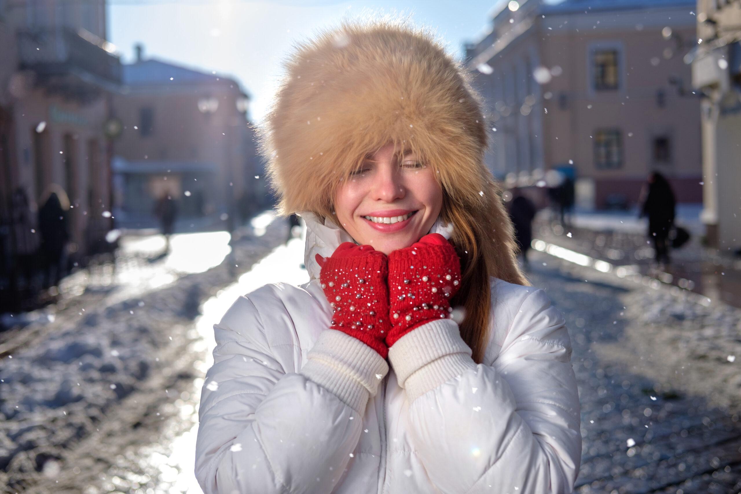 Consejos para el cuidado de la piel cuando llega el frío - Estetica 21